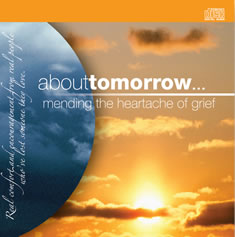 About Tomorrow CD Front Cover